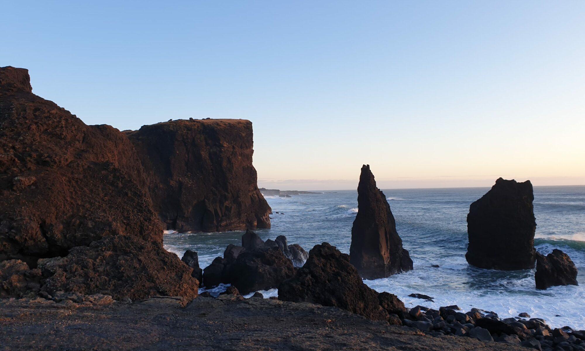 Iceland geology